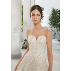 Suknia Ślubna Mori Lee - FLO 51249