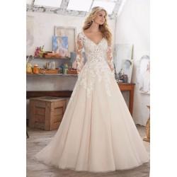 Suknia Ślubna Mori Lee - 8110