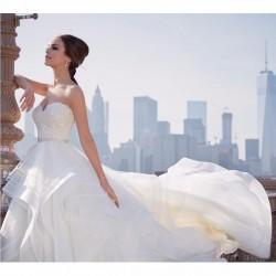 Suknia Ślubna Mori Lee - FRANCOISE 51219