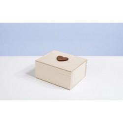 LAPPI Pudełko na obrączki