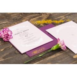 Zaproszenia Dreamy Floral