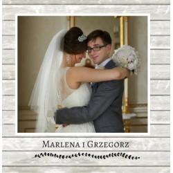 Ślub marzeń - Fotoalbum 30x30