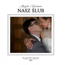 Mój ślub - Fotoalbum 30x30