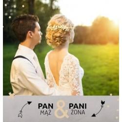 Mąż i żona - Fotoalbum 25x20