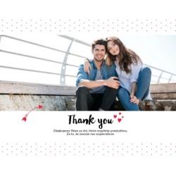 Podziękowania ślubne - Fotoksiążka 25x20