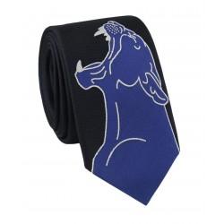 Jedwabny krawat KWNR000191