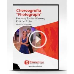 "Kurs Choreografii Pierwszego Tanca Ed Sheeran ""Photograph"""