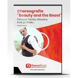 "Kurs Choreografii Pierwszego Tanca ""Beauty and the beast"""