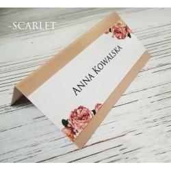 Winietki Scarlet