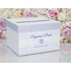 Pudełko na koprty ślubne