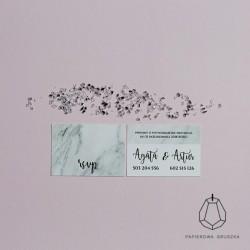 R.S.V.P. AGATA + ARTUR