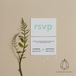 R.S.V.P. HANNA + ANTONI
