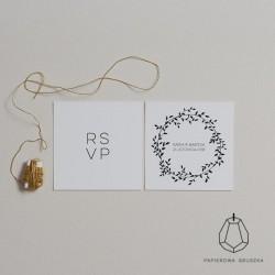 R.S.V.P. KASIA + BARTEK