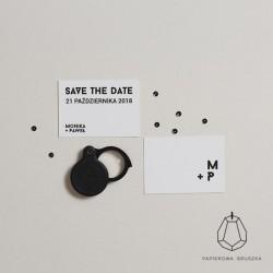 SAVE THE DATE MONIKA + PAWEŁ