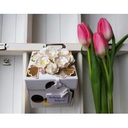 Exploding box - podziękowanie dla Rodziców - GOLD