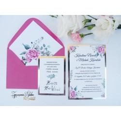 Zaproszenia Ślubne Audrey