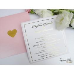 Zaproszenia Ślubne Flawia