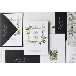 Zaproszenia ślubne Spring Meadow