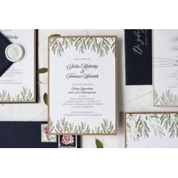 Zaproszenia ślubne Great Olive