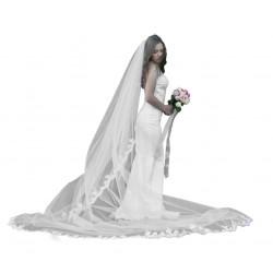Welon ślubny WN003
