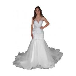 Suknia ślubna - Model: SS005