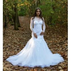 Suknia ślubna - Model: SS003