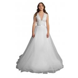 Suknia ślubna - Model: SS006