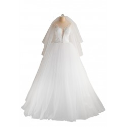 Suknia ślubna - Model: SS010