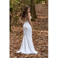 Suknia ślubna - Model: SS004