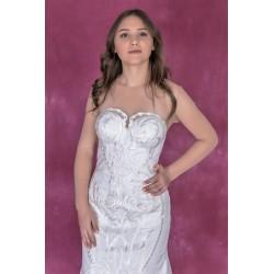 Suknia ślubna - Model: SS007