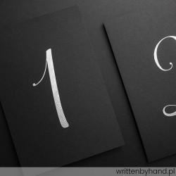 Numer stołu - Srebrny Syk