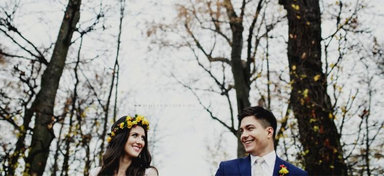 MARIOLA + OSKAR | PLENER ŚLUBNY W WILANOWIE
