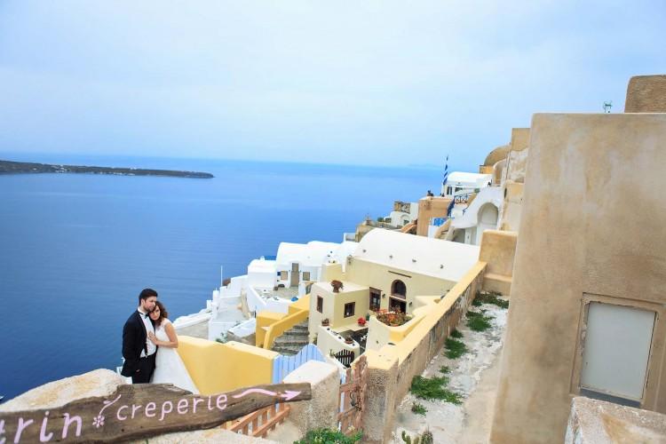 Klip Ślubny Agata | Łukasz // Wedding Movie Santorini Greece 2015