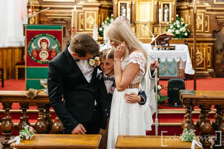 Reportaż ślubny + chrzest - Kazimirz Dolny