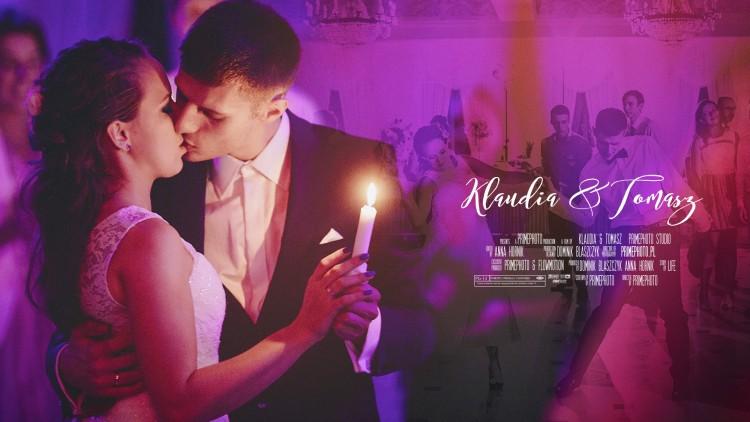 Klaudia & Tomek roztańczony klip ślubny
