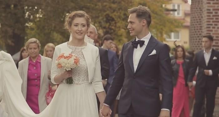 """""""Dla jedynej"""". Dwa słowa, które każda Panna Młoda chciałaby usłyszeć w dniu ślubu."""
