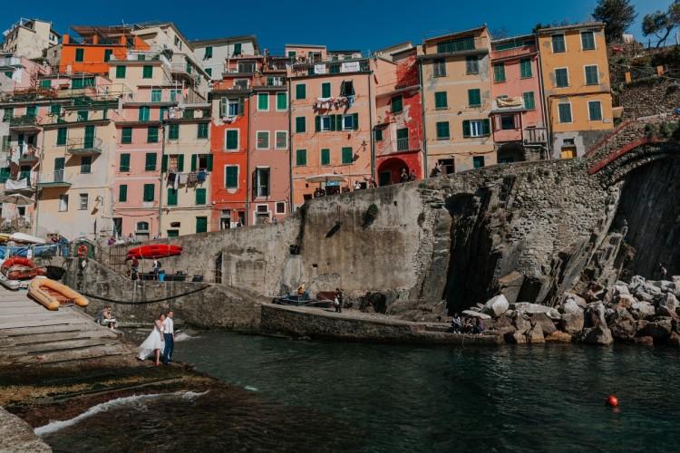 Zagraniczna Sesja Ślubna we Włoszech