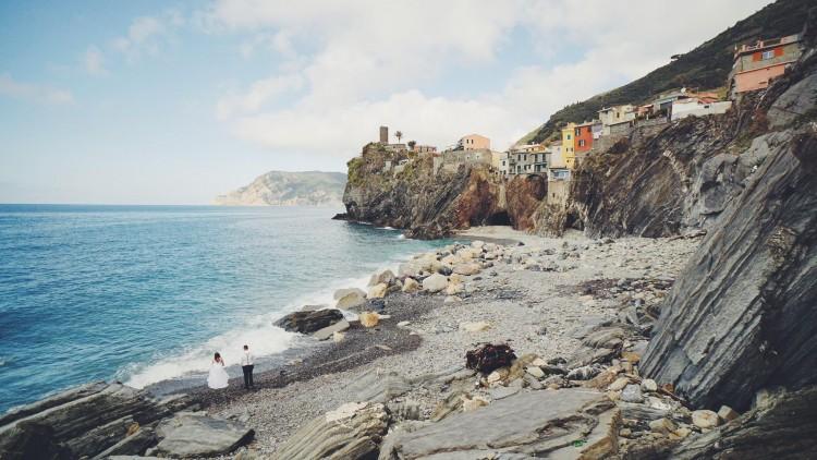 Aneta & Paweł | Cinque Terre – Włochy
