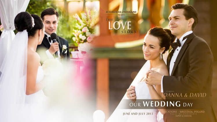 Wedding Highlights - Joanna & David