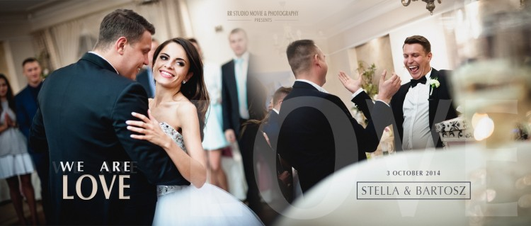 Wedding Highlights: Stella & Bartosz
