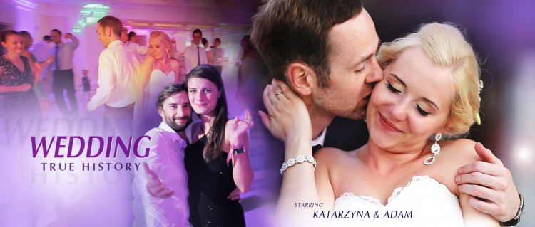 Wedding Highlights: Katarzyna & Adam