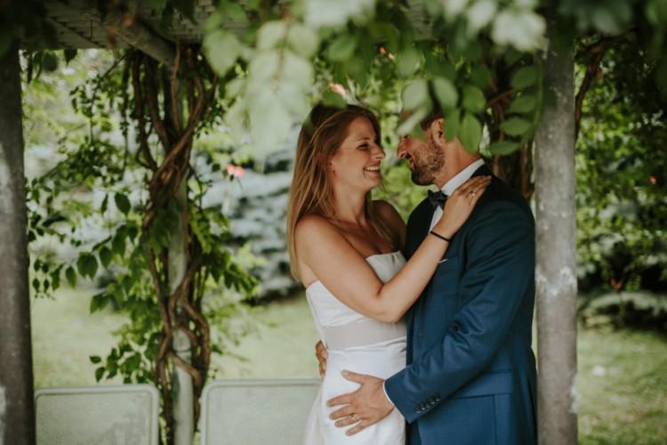 Julia i Piotr – piękna, lipcowa uroczystość.