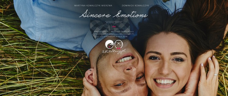 MARTYNA + DOMINICK   WEDDING FILM   SINCERE EMOTIONS