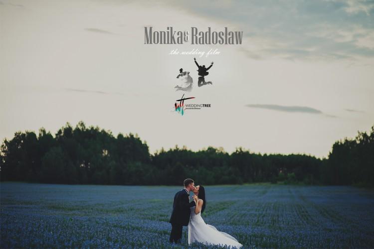 Monika i Radosław - Będę cię miłował ...