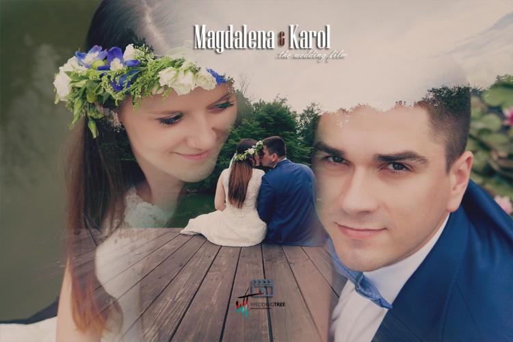 Magdalena i Karol - Chwila która trwa