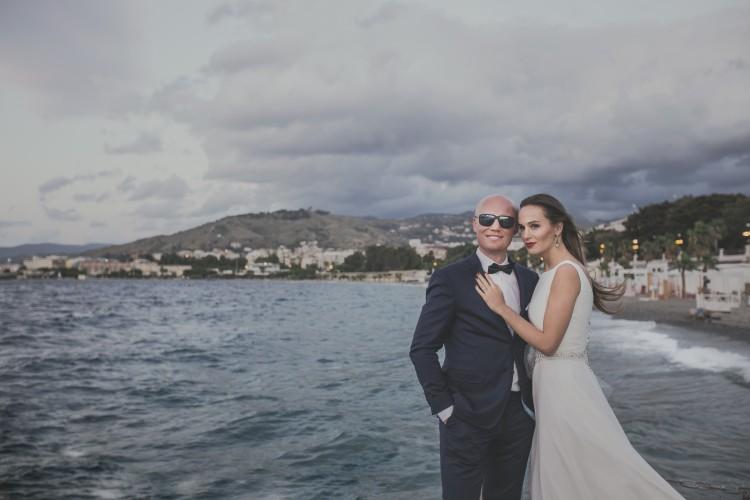 Agnieszka & Krzysztof Wedding SICILY / POLAND 2016