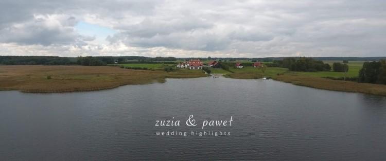 Zuzia + Paweł | wedding highlights