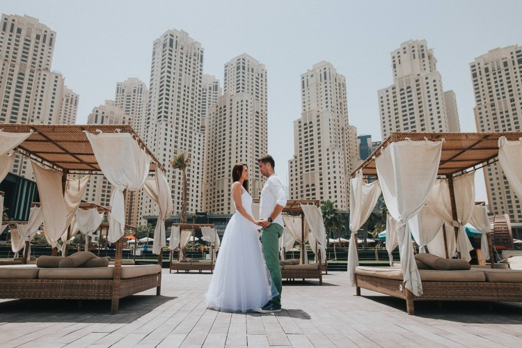 Ewelina & Damian // Love in Dubai