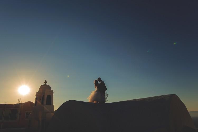 KASIA & KAMIL KLIP ŚLUBNY // WEDDING CLIP SANTORINI GREECE