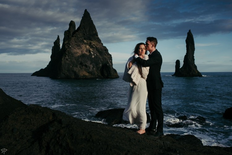 Dot & Maks - sesja na Islandii